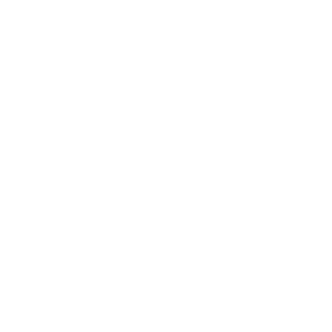 le logo du badminton club carpentrassien BCC en version blanche